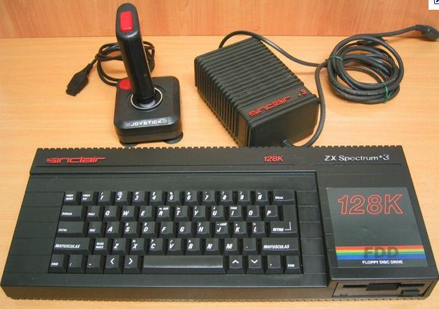 Сегодня 30 лет ZX Spectrum.Школоте не понять.